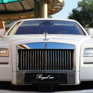 Rolls Royce (Ghost)